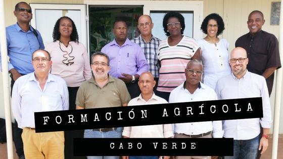 Formación Agrícola en Cabo Verde