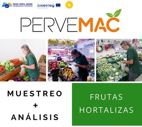 Muestreo Frutas y Hortalizas
