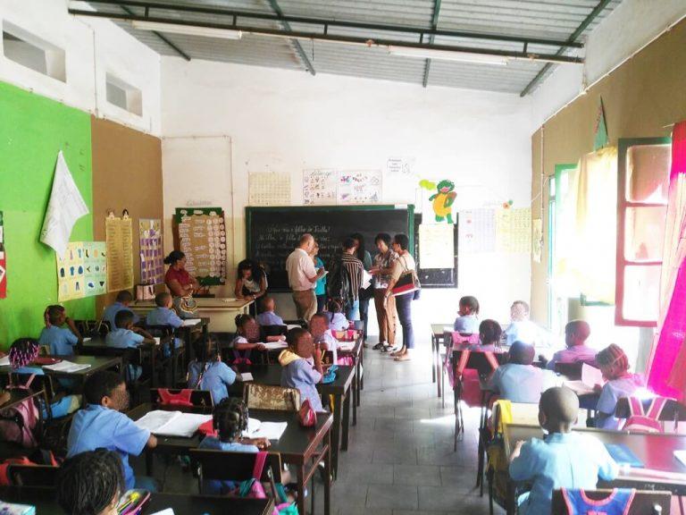 Centro Educativo en Cabo Verde