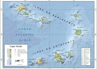 Fogo Cabo Verde