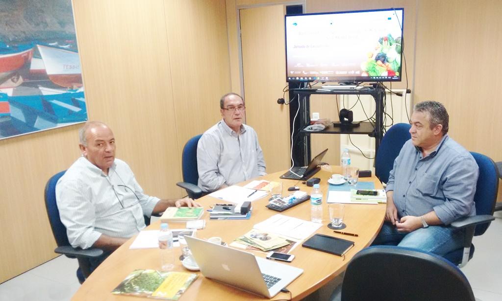 Reunión de coordinación en Tenerife
