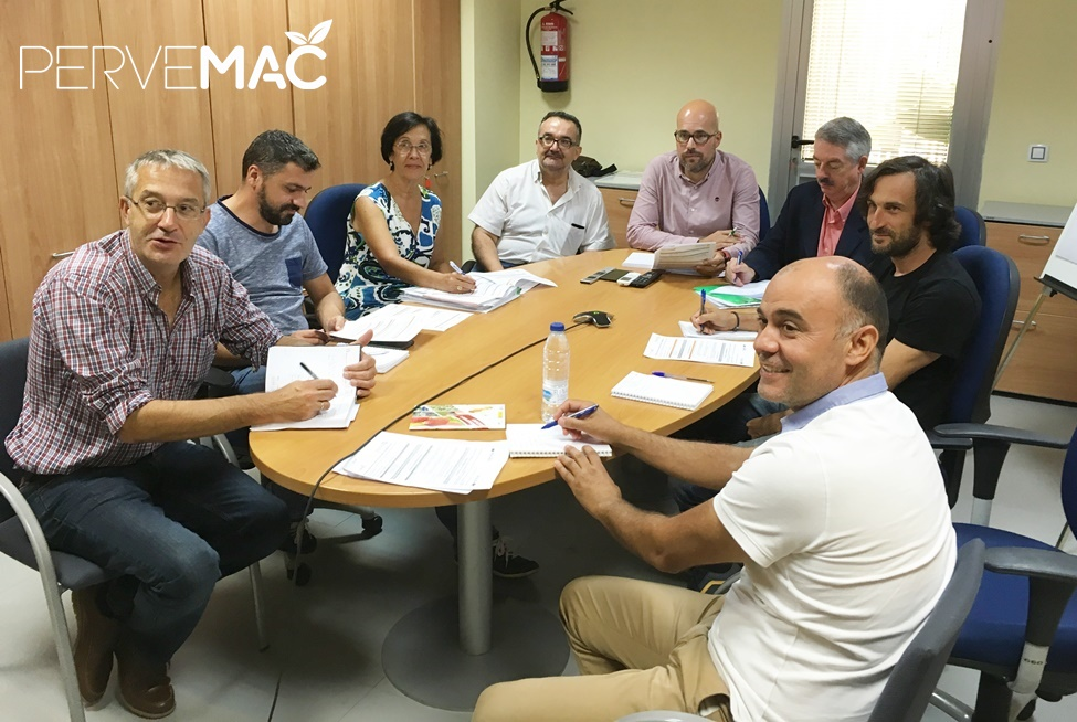 REUNIÓN DE COORDINACIÓN EN GMR CANARIAS TENERIFE. 18/10/2017