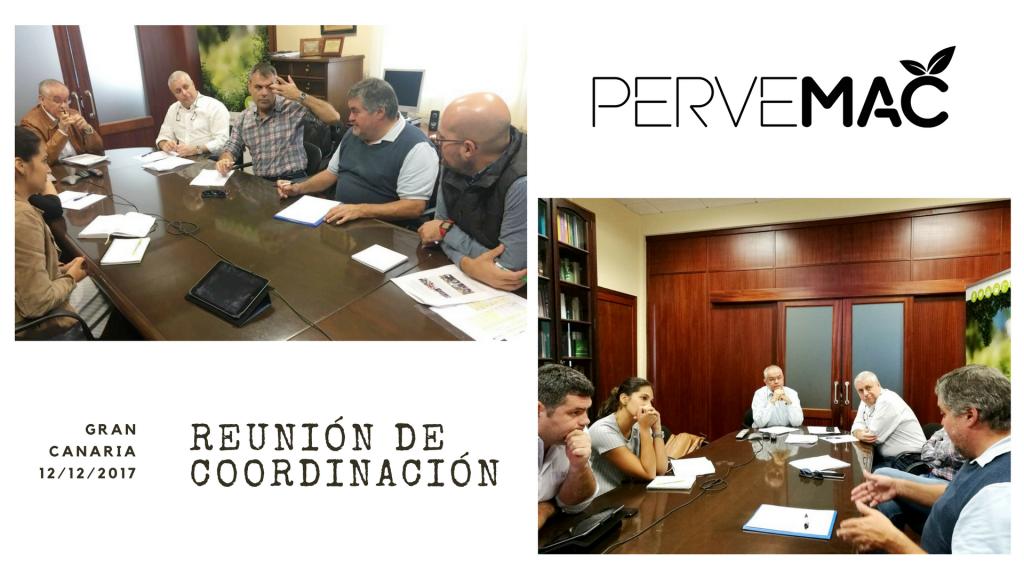 Reunión de Coordinación en Gran Canaria