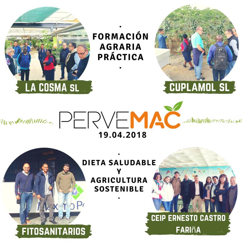 PERVEMAC2 Jornadas Abril 2018