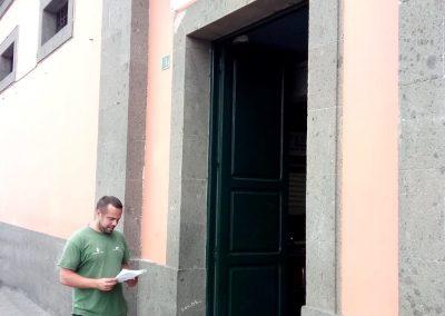 Recogida de Muestras en Gran Canaria
