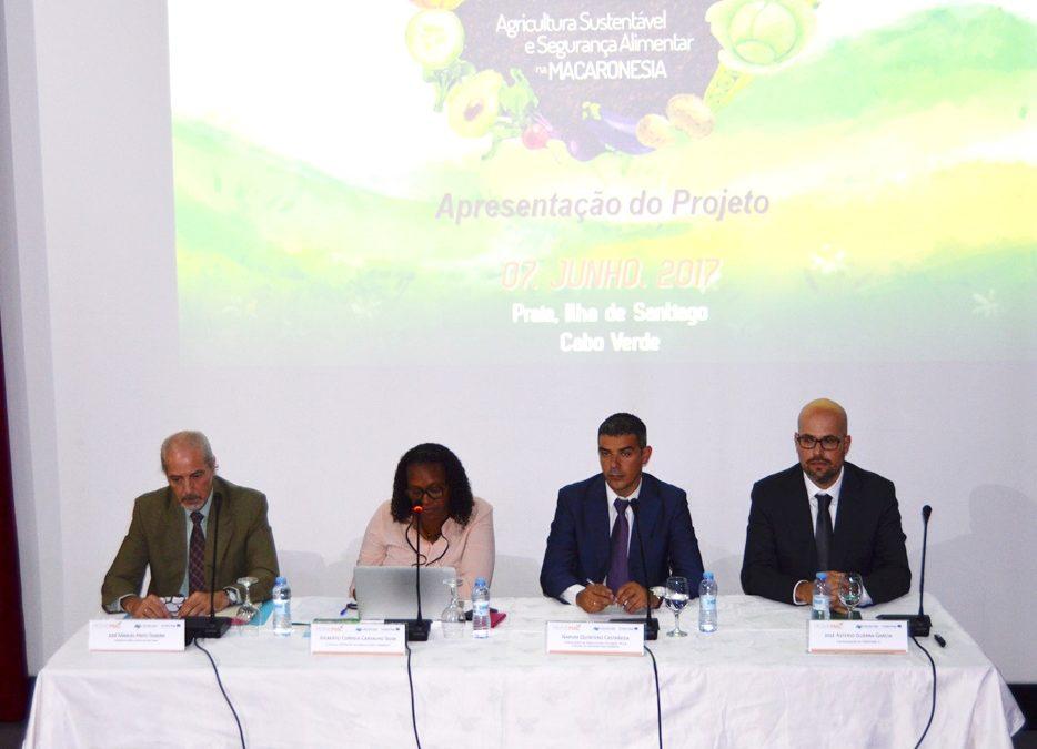 Presentación proyecto pervemac2 en Cabo Verde