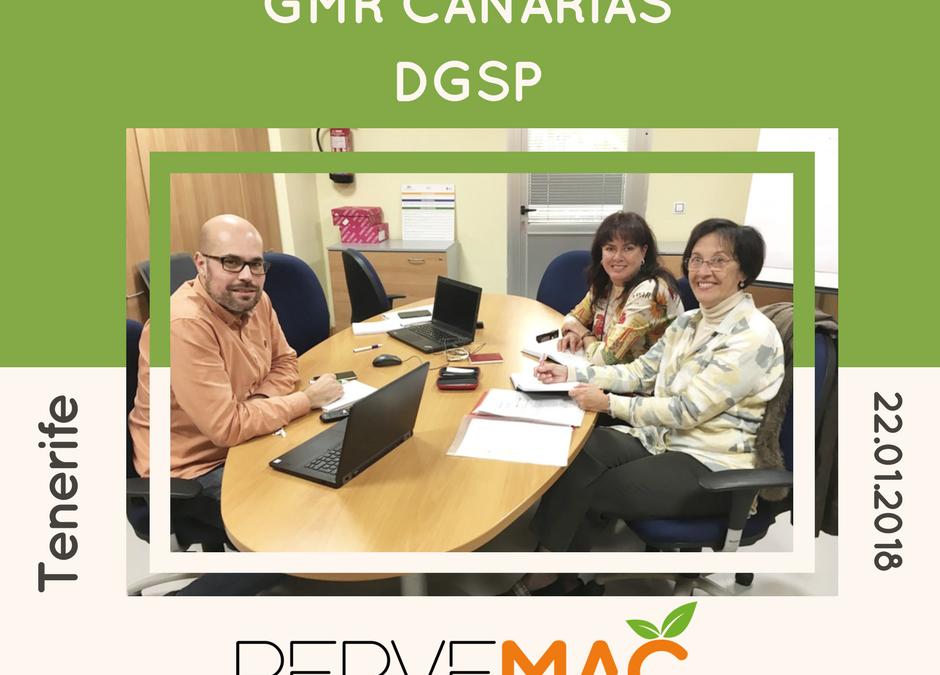 Reunión de Coordinación en GMR Canarias